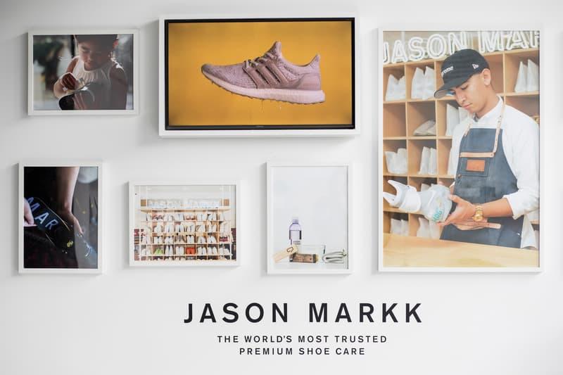 Jason Markk Residency at Goat Pop-Up Gallery