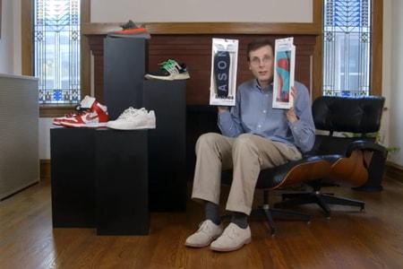 Brad Hall Unveils Jason Markk's New Insoles