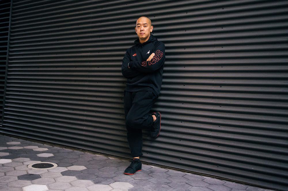 Jeff Staple Nike Supreme Luis Vuitton GOAT Interview Audience Questions