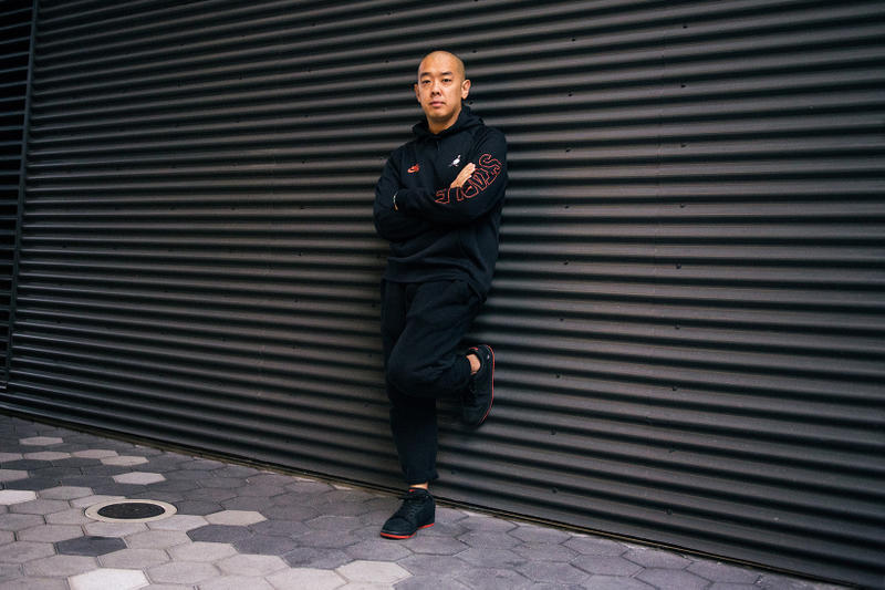 Jeff Staple Nike Supreme Luis Vuitton GOAT Interview Audience Questions