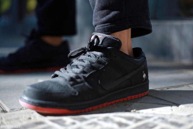 Streetsnaps Jeff Staple Pigeon Dunk Nike SB Beijing China Complexcon