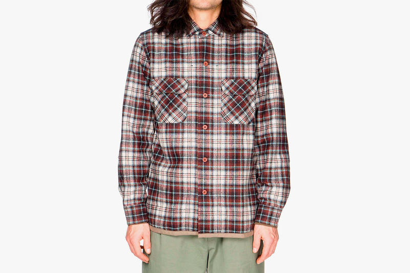 Junya Watanabe MAN Pendleton Capsule Collection Flannel Shirts