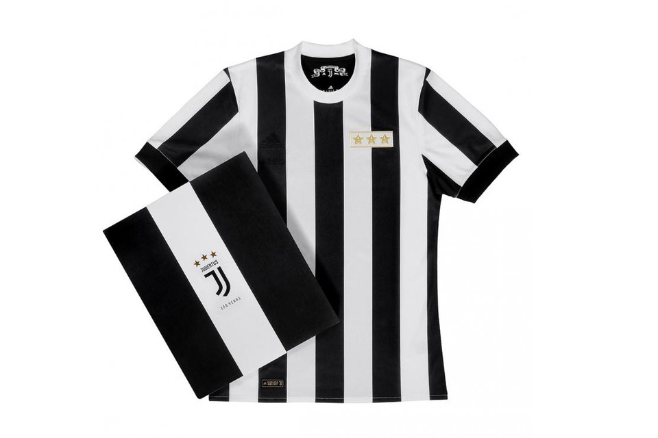 45e2a3f2eac Juventus to Wear 120th Anniversary Limited-Edition Kit Against Benevento
