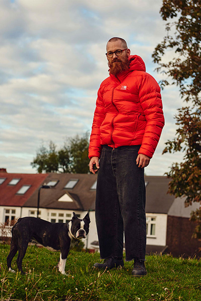 Karrimor Fall Winter 2017 Faces of Britain Lookbook