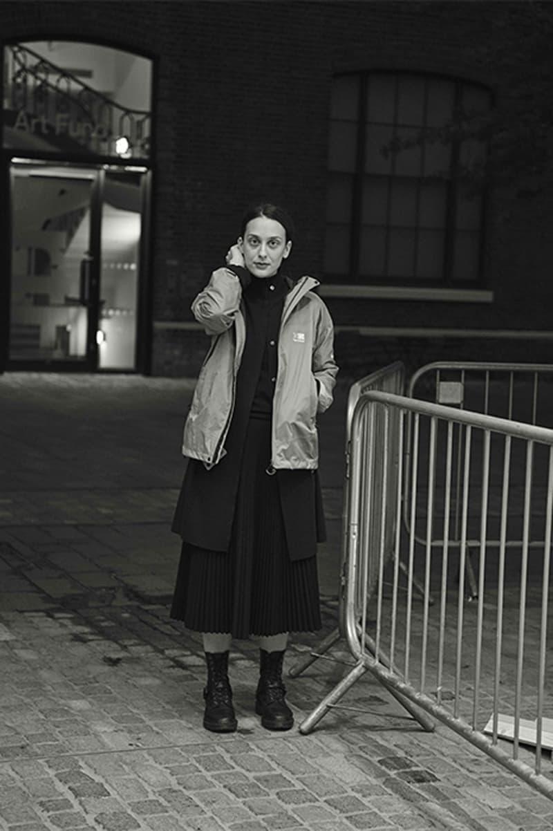 Karrimor Fall Winter 2017 Faces of Britain Lookbook