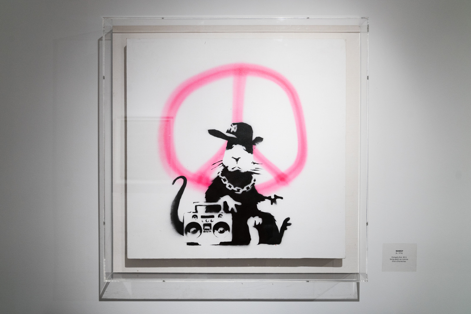 Keith Haring Banksy Ryan Ross Todd Kramer Ross+Kramer Gallery New York City