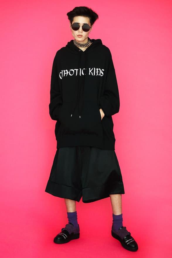 KIDILL 2018 Spring Summer Collection Punk Public Image Ltd PiL Hiroaki Suiyasu punk Japan Dennis Morris