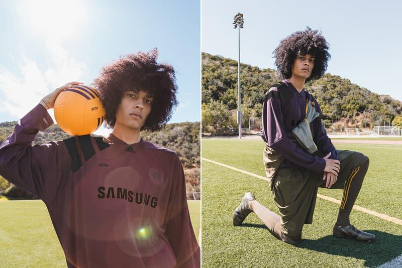 KITH LA Rays adidas Soccer Season 2 Collection Lookbook Los Angeles 2017 November 3 Release Date Info