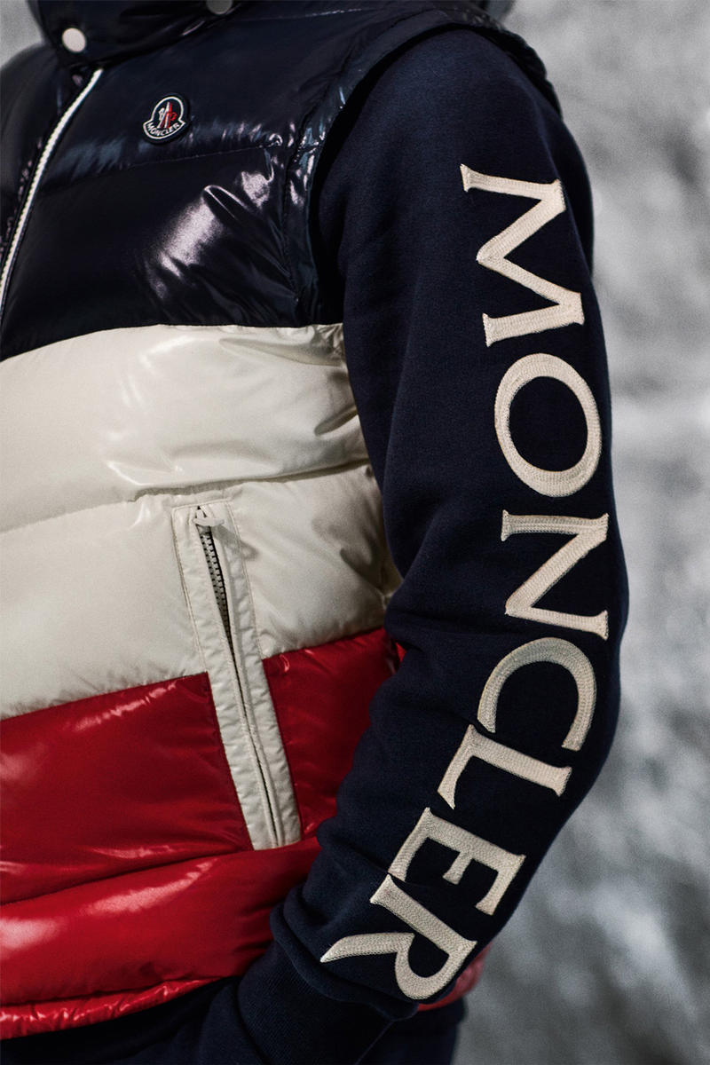 KITH Moncler Collaboration Lookbook Collection ASICS GEL Lyte III Red White Blue 2017 December 2 9 Release Date Info Delivery 1 2 Sneakers Shoes Footwear