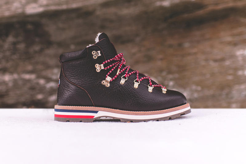 KITH Moncler Peak Hiking Boot Collection Ronnie Fieg footwear