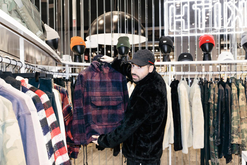KITH'S Newest Shop Inside Hirshleifers info store retail photos information hours ronnie fieg Coveteur long island department store