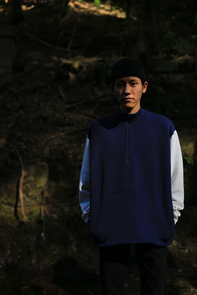 LANTIKI Fall 2017 Fall Foliage Editorial Engineered Garments Yuketen STORY MFG Burlap Outfitter Nanga Ele