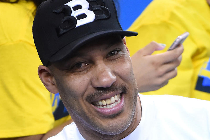 Lavar Ball Donald Trump Big Baller Brand ZO2 Sneakers