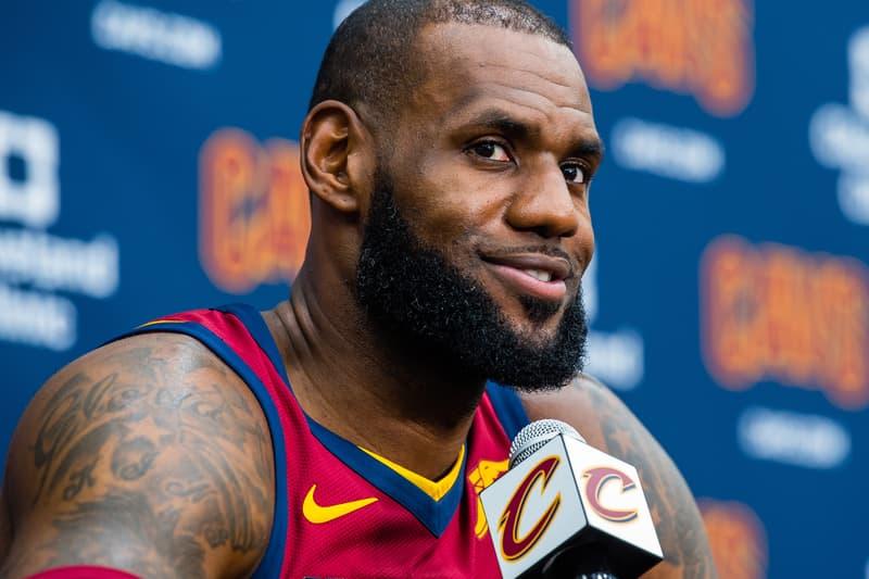 LeBron James Cleveland Cavaliers New York Knicks Twitter Roast