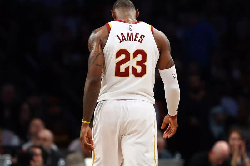 LeBron James Nike LeBron 15 Lifestyle Cleveland Cavaliers NBA footwear sports basketball