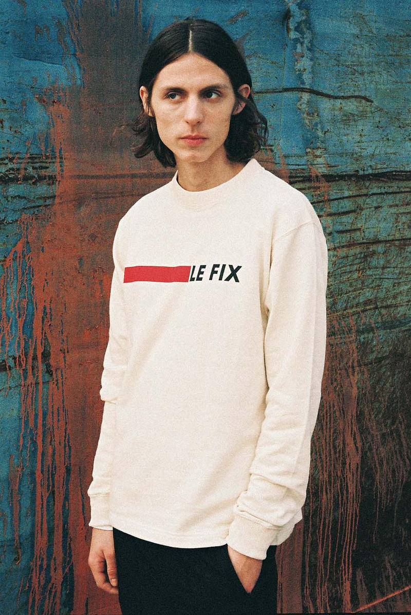 Le Fix Fall Winter 2017 Collection Lookbook