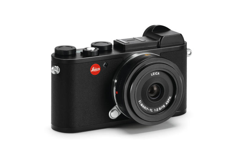 Leica Introduces Its Miniscule CL Mirrorless Camera