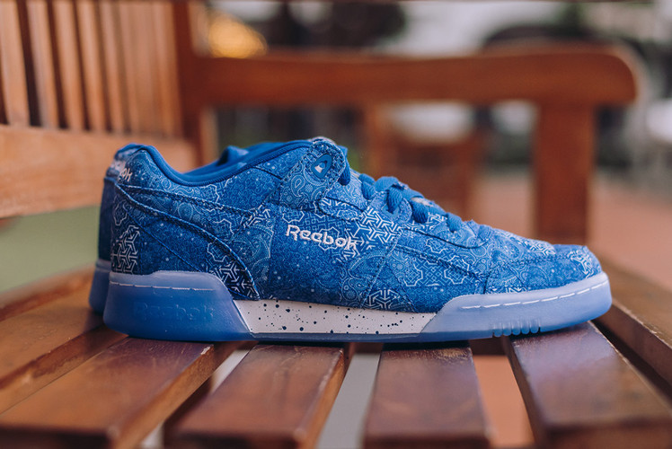 aa9ec7d06a531 The Limited EDT x Reebok Workout Plus Low Places Emphasis on Unity