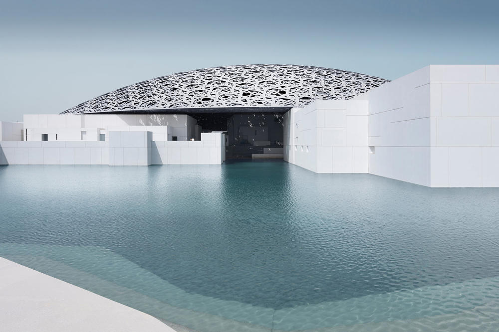 Louvre Abu Dhabi 1 4 Billion USD Museum Preview Video Inside Look UAE Art Design