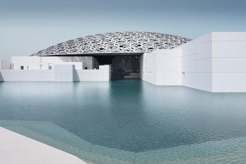 Louvre Abu Dhabi 1 4 Billion USD Museum Preview Video Inside Look UAE Art Design