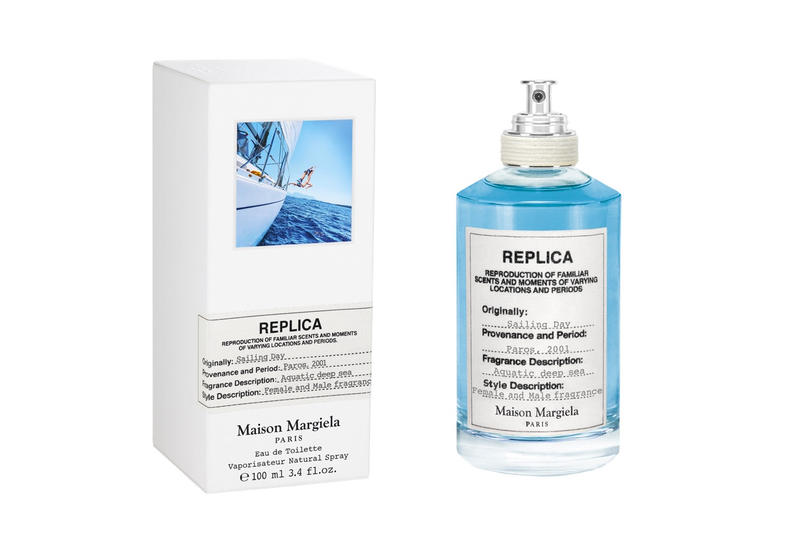 Maison Margiela Replica Wicked Love Music Festival Sailing Day Woodstock Fragrance
