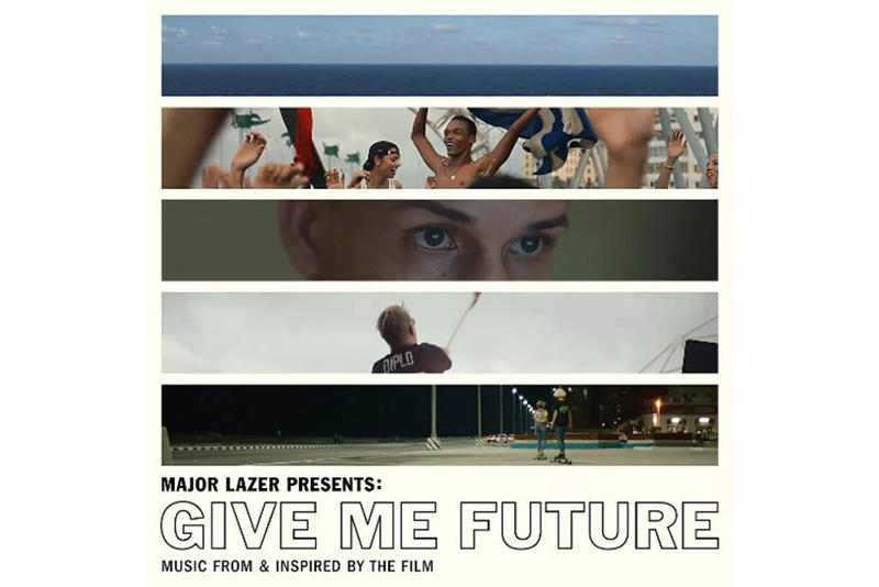 Major Lazer Give Me Future Soundtrack Stream 2017 November 17 Release Apple iTunes Music Spotify