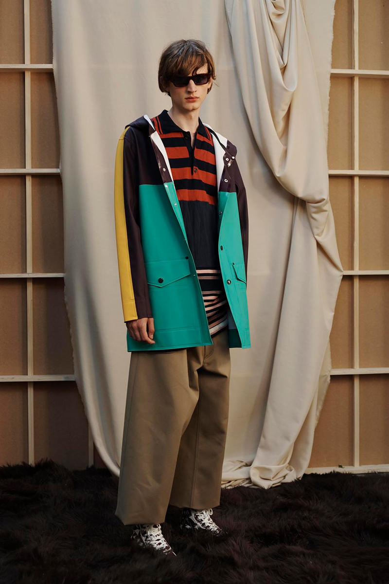Marni Stutterheim Spring/Summer 2018 Raincoats Outerwear Jackets