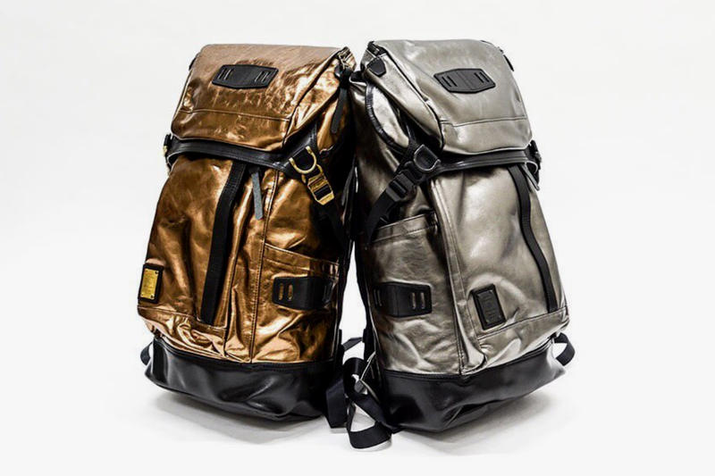 master-piece Ginza Six Location Limited Edition Backpacks
