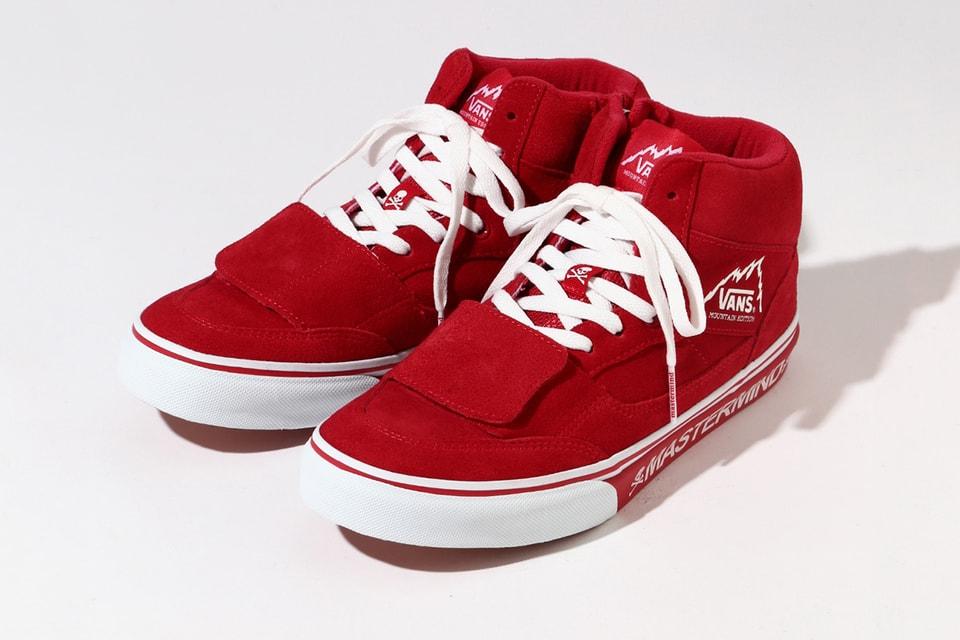 184b51355c MASTERMIND JAPAN x Vans Mountain Edition Sneaker
