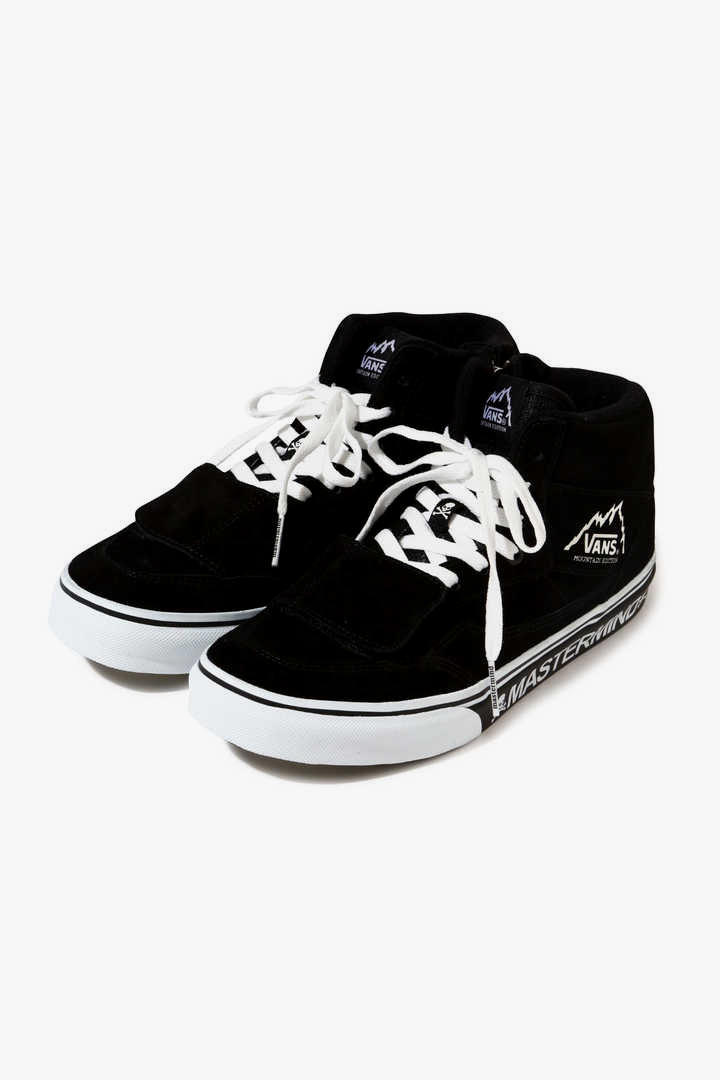 281927f1ac mastermind JAPAN Vans Mountain Edition Black 2017 November Release Date  Info Sneakers Shoes Footwear Drop Suede