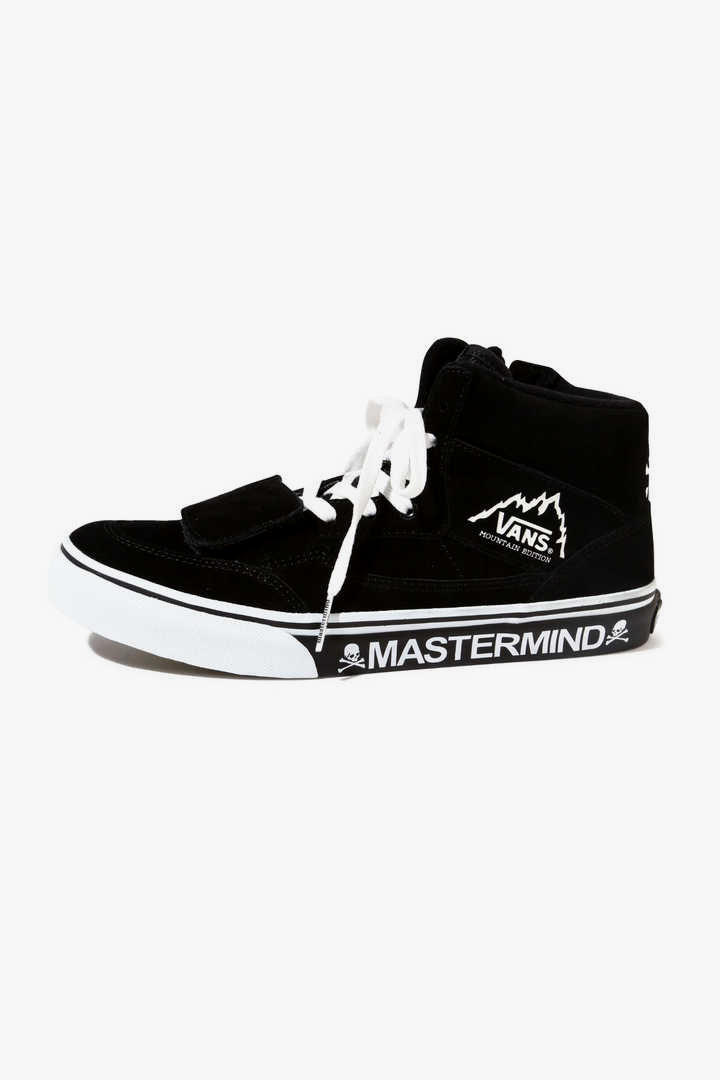 616f6ab539aa mastermind JAPAN Vans Mountain Edition Black 2017 November Release Date  Info Sneakers Shoes Footwear Drop Suede