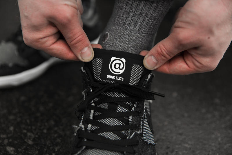 "Medicom Toy Nike SB Dunk Elite ""Bearbrick"" Closer Look"
