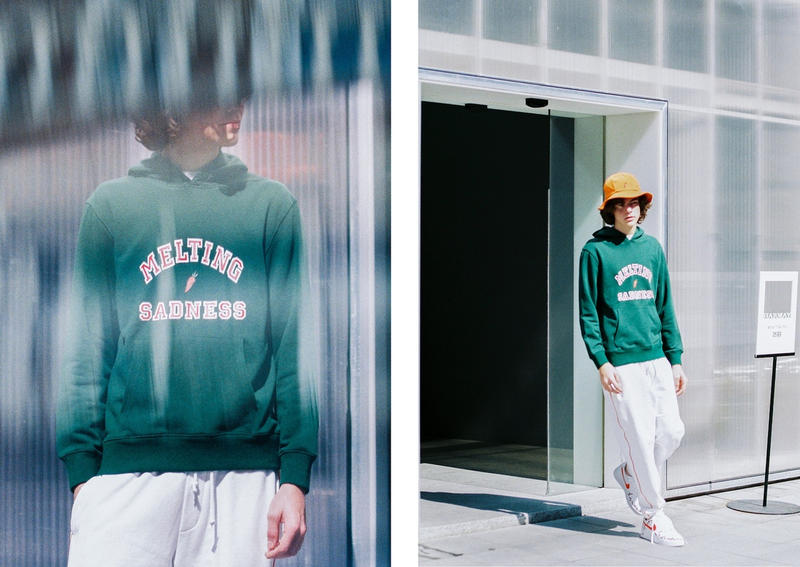 Melting Sadness 2017 Fall Winter Collection Lookbook China Carrot Rabbit streetwear menswear fashion style tide mtss