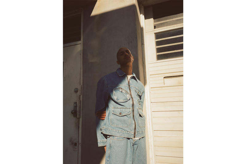 Midnight Studios GUESS Bodega Editorial Lookbooks Fashion 2017 Fall Winter November Punk