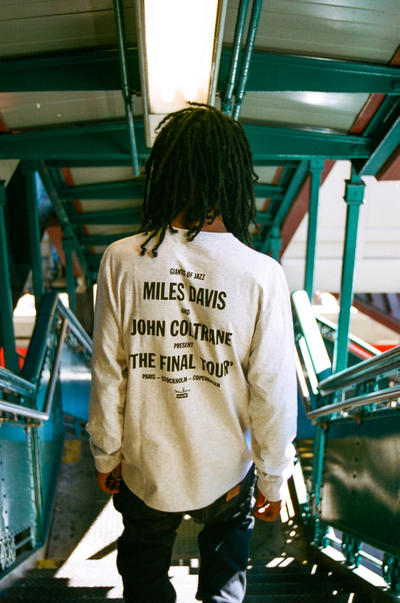 Miles Davis ONLY NY Capsule Collection 2017 November 16 Release Date Info