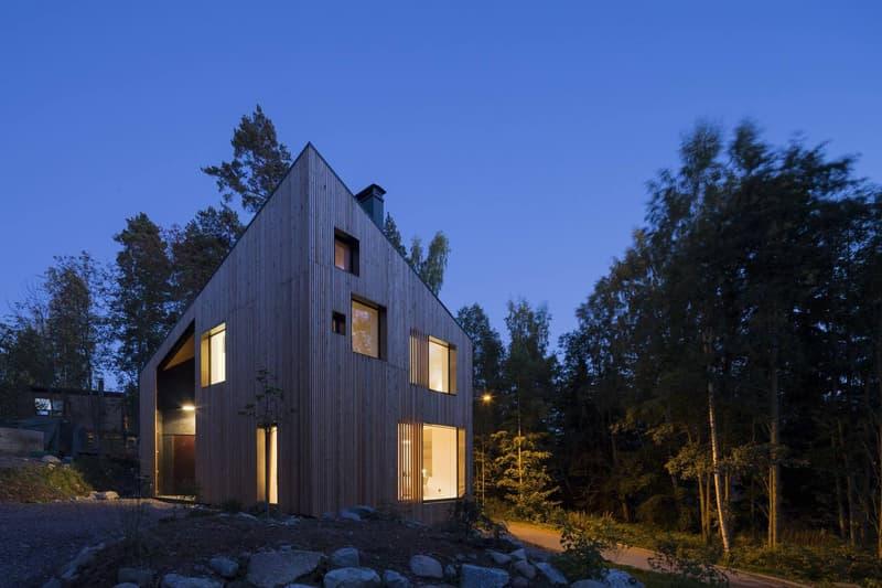 MK5 House Helsinki Finland ORTRAUM 2017 Finland
