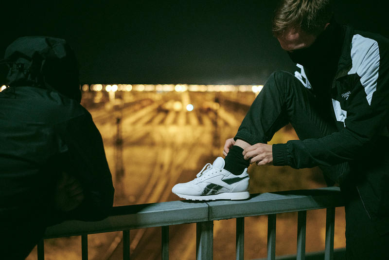 Montana Cans Reebok Classic Leather Pack Day Night 2017 November 18 Release Date Info Sneakers Shoes Footwear