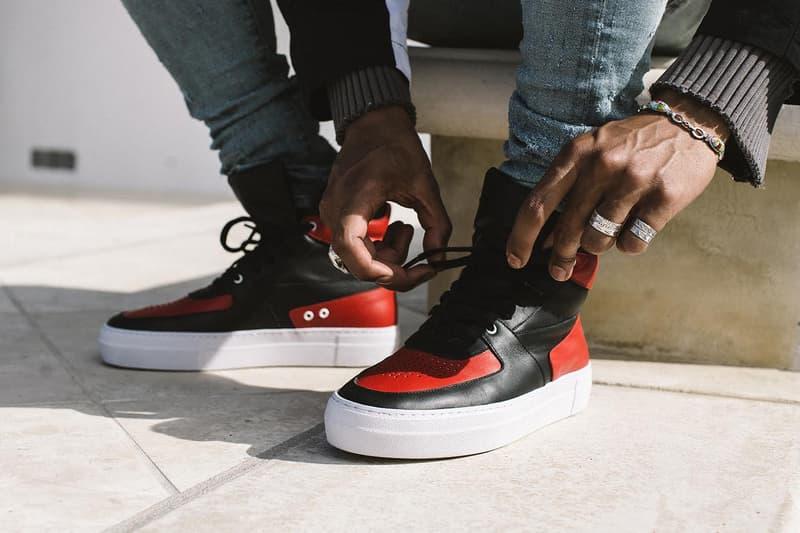 NDG Studio 1984 Basketball Sneaker Shoes Footwear 2017 Saison 8 Season