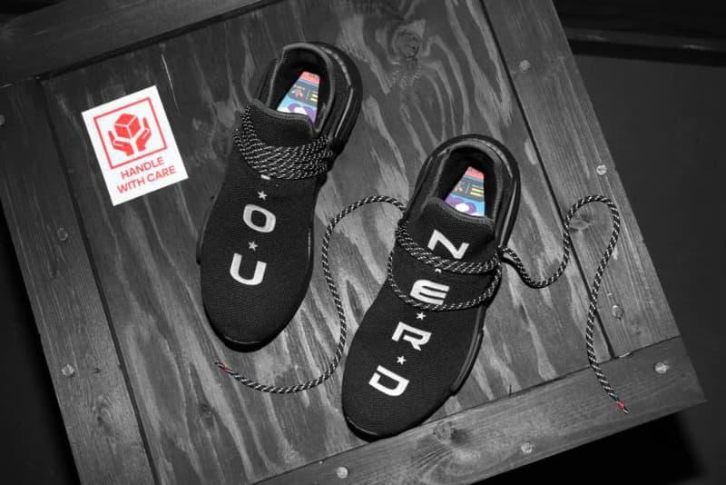 NERD adidas originals hu NMD robbery irvine police pharrell williams