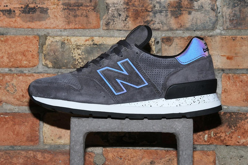 New Balance 995 Northern Lights 2017 November Release Date Info Sneakers Shoes Footwear Premier Reflective 3m grey gray