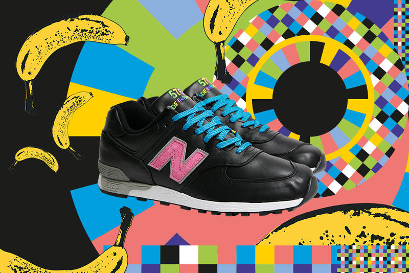 Footpatrol New Balance M57FPF Made in England