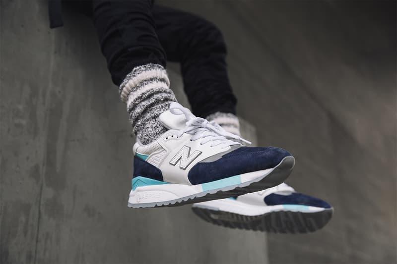 New Balance Made US 998 Winter Peaks footwear Release Date Info Drops December 1