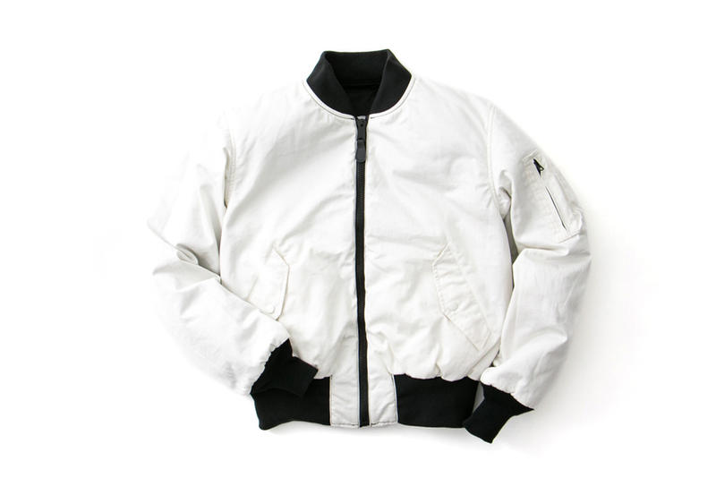 NEXUSVII Alpha Industries URBAN RESEARCH 20th Anniversary MA-1 Capsule Collection Jackets Bombers