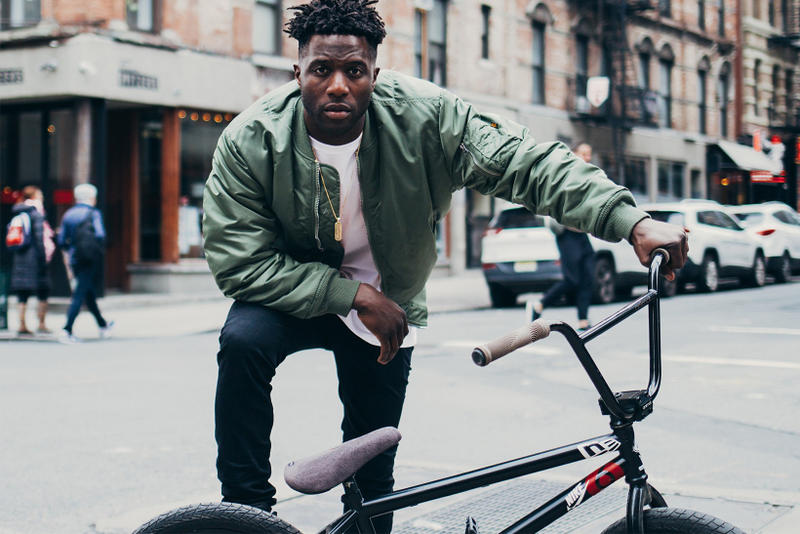 02b6b3f8a73 Nigel Sylvester Air Jordan 1 Black Toe Pink heel Sneakers Shoes Footwear  Unreleased release date details