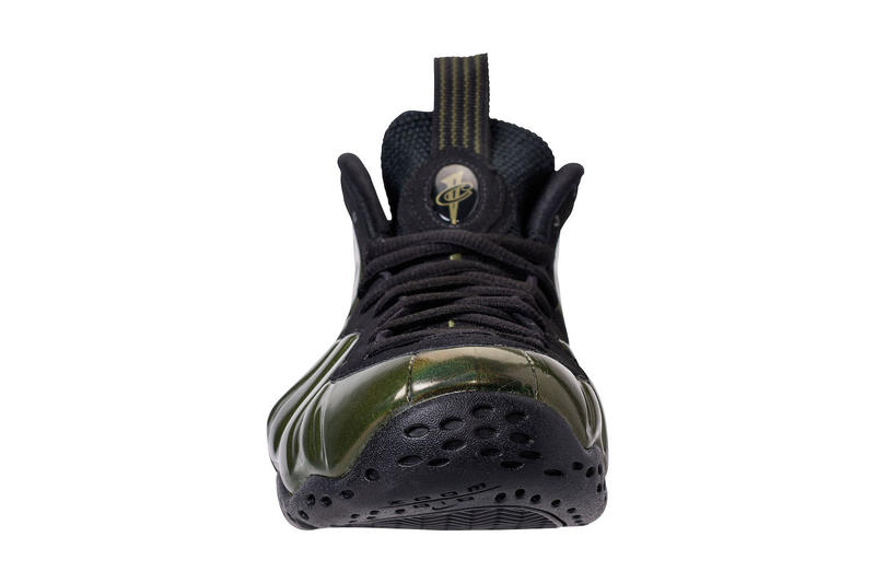 Nike Air Foamposite One Legion Green Release Date