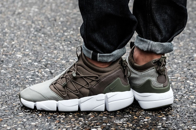 55bfac93ac2 Nike Air Footscape Mid Utility Receives Outdoor-Enhancing Reboot