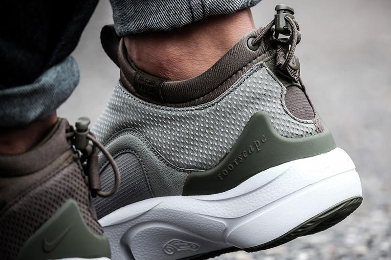 Nike Air Footscape Mid Utility Outdoor Reboot release date