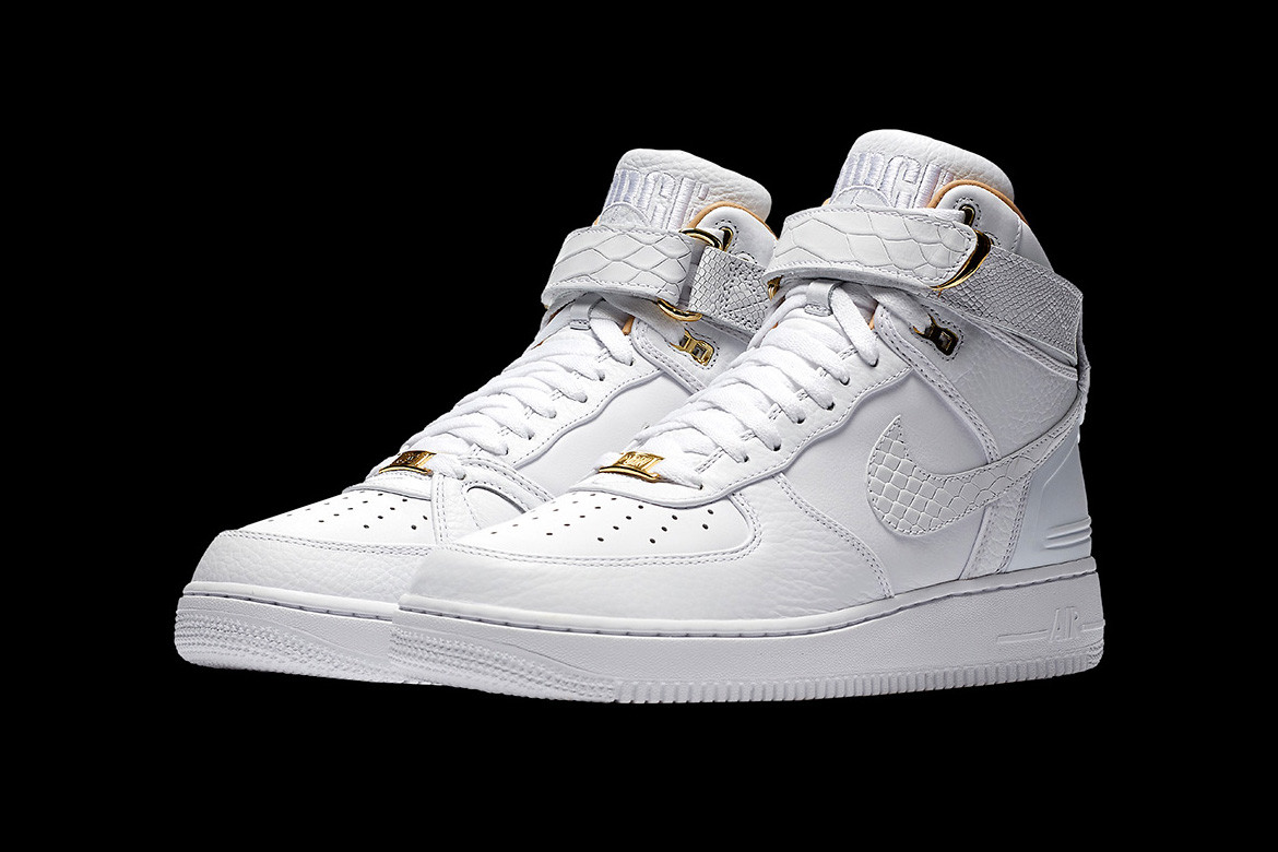 Nike Air Force 1 Official Release