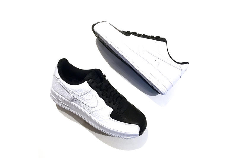 Nike Air Force 1 Low Monochromatic Split Silhouette