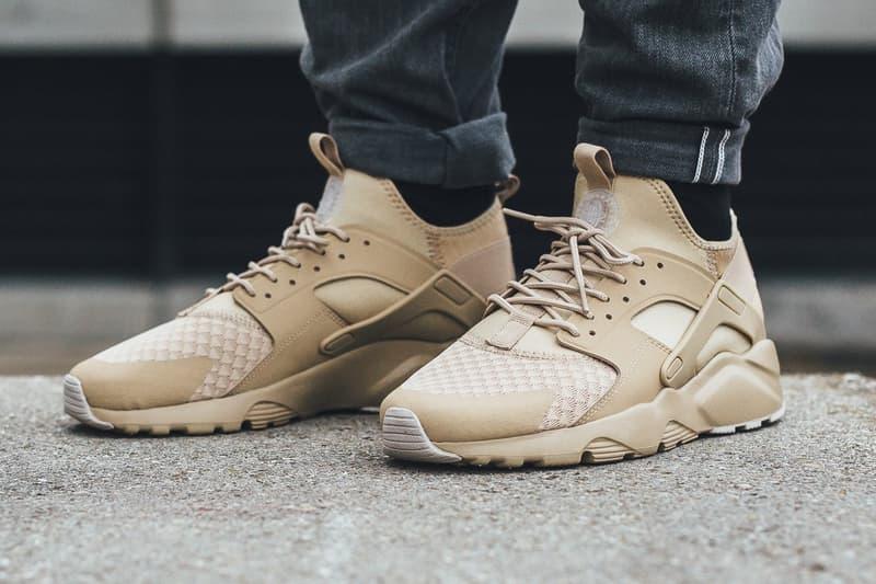 Nike Air Huarache Ultra Mushroom Now Available footwear